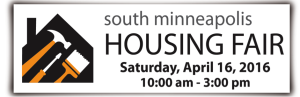 South Mpls Housing Fair