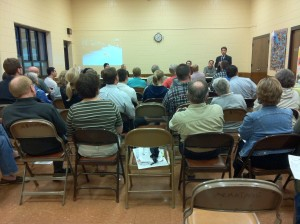 Armatage neighborhood meeting